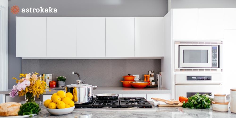 Good Health Vastu Tips Related to Kitchen Rasoi