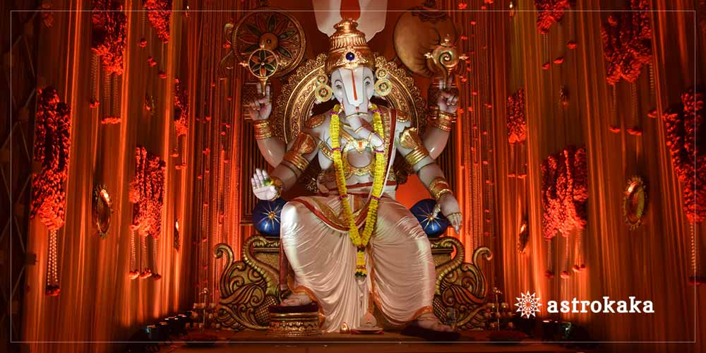 Vinayak Chaturthi 26 May 2020