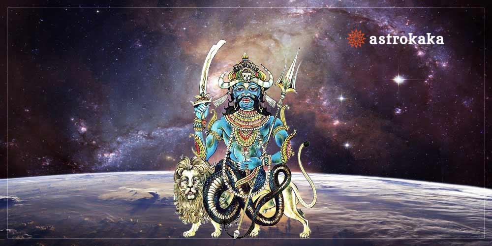Rahu ka Kundali mein hone par prabhaav