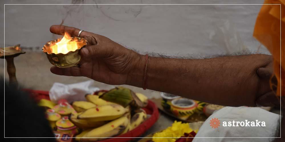 Panchopchar Pujan Vidhi, the right way of worshipping God
