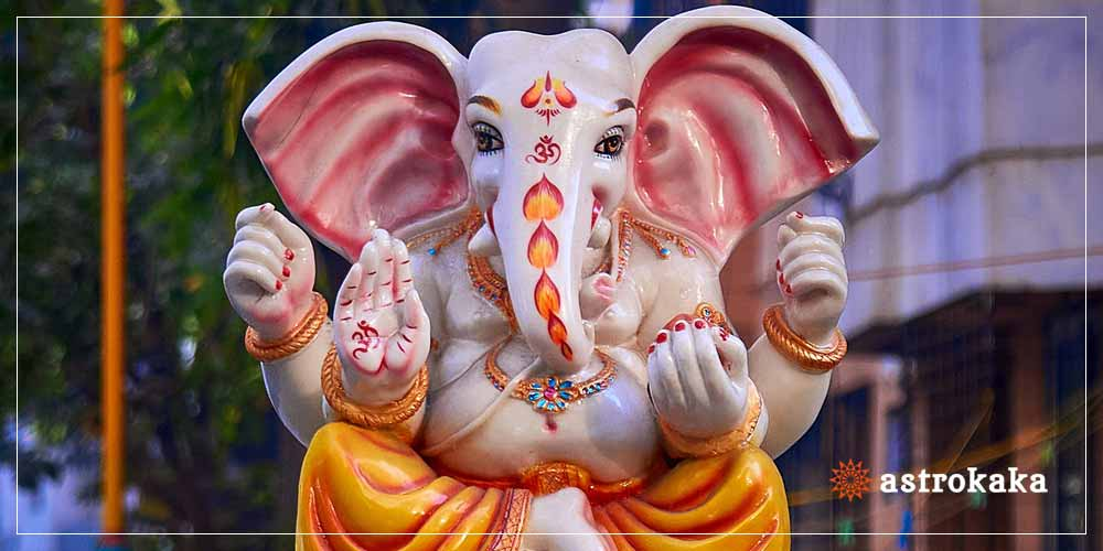 Right Placement of Shri Ganesh Idol at Home and Work Place that will give prosperity