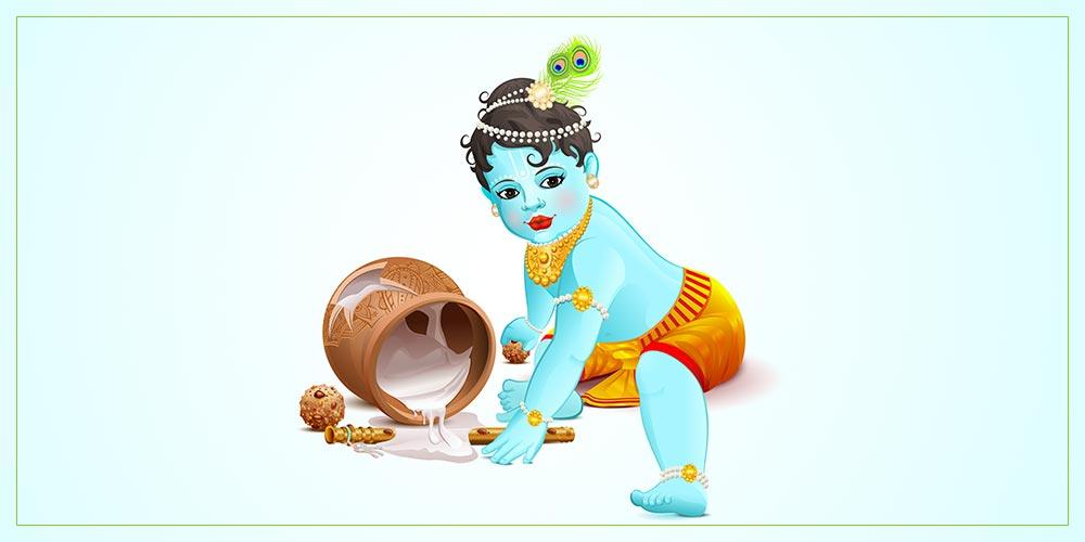 जन्माष्टमी के दिन ऐसे करें बाल गोपाल की घर में पूजा, मिलेगी सुख समृद्धि