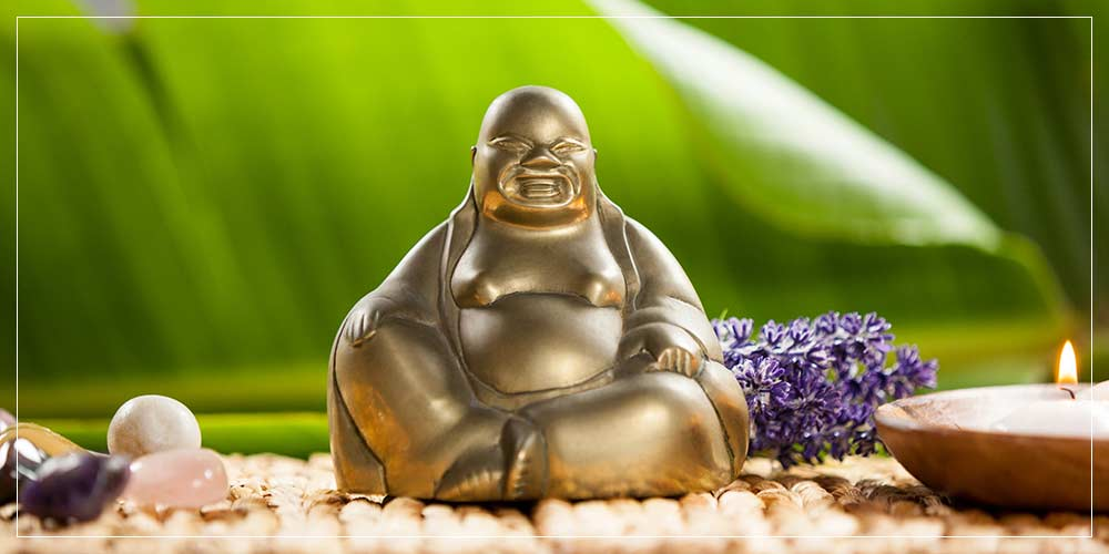 Establish these types of Laughing Buddha at home for positivity