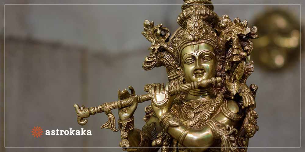 Special mantras to please Lord Krishna in bhado month