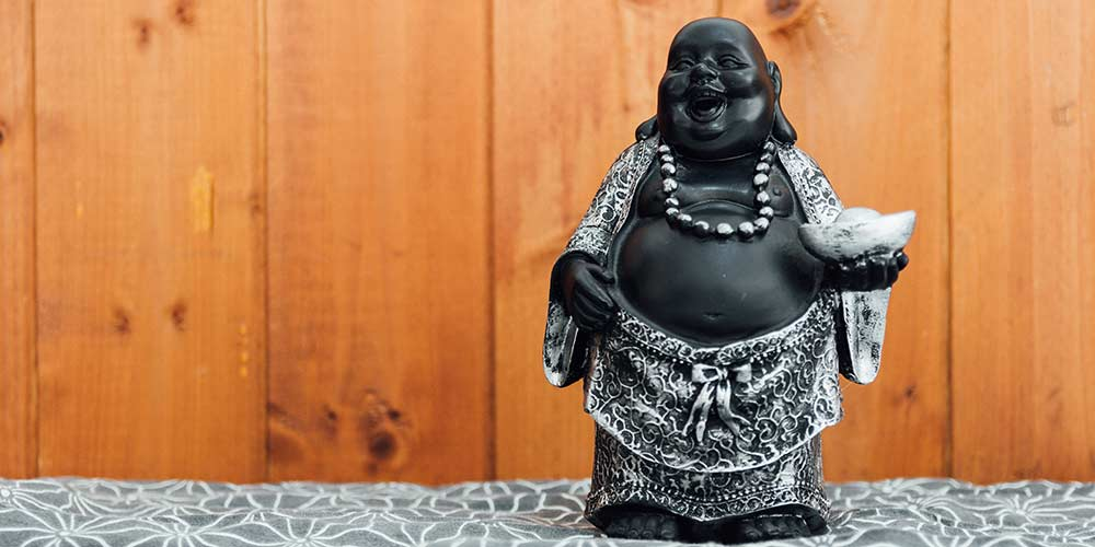 12 Types of Laughing Buddha and Their Meanings