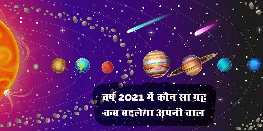 Planet Transits Dates 2021