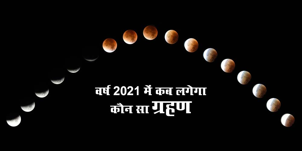 Solar and Moon Eclipse Dates and Timings in 2021
