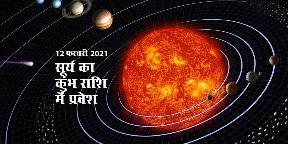 Sun Transit in Aquarius February 2021 Impact on All Zodiac Signs